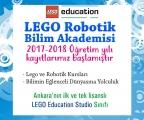 LEGO ROBOTİK BİLİM AKADEMİSİ ÜMİTKÖY YENİMAHALLE ANKARA